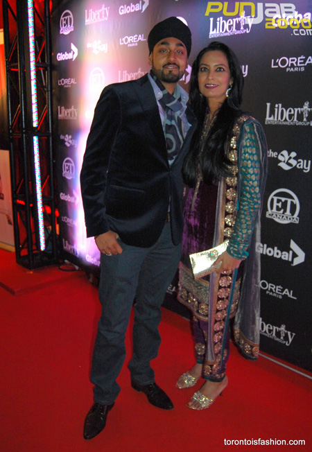 RDB AND NINDY KAUR REPRESENT BOLLYWOOD AT THE TORONTO INTERNATIONAL FILM FESTIVAL