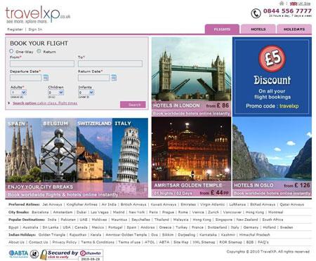 Travelxp.co.uk takes tourism by storm!