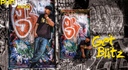 BLITZKRIEG FEAT JUGGY D - 'TAKE YOUR PICTURE'