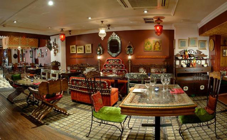 Chor Bizarre celebrates culinary heritage of the South with South India Food Festival