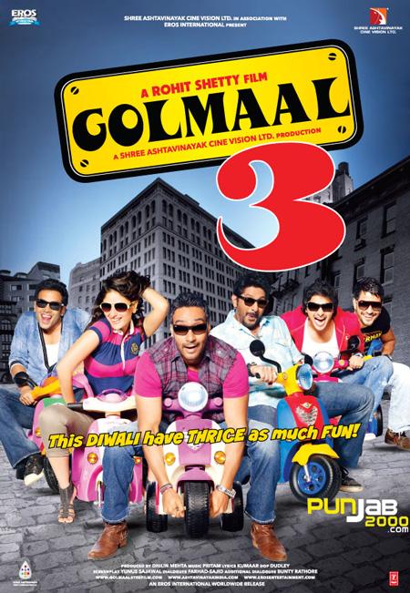 Golmaal 3 -