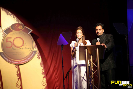 Tasmin Lucia Khan & Nitin Ganatra