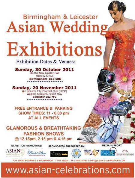 Asian Celebrations 2010 Wedding Exhibitions