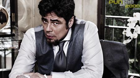 The Campari Calendar 2011 starring Oscar winning actor Benicio Del Toro