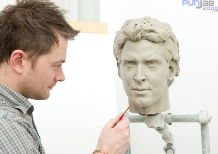 MADAME TUSSAUDS GETS READY FOR HRITHIK ROSHAN