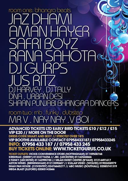 Xams Eve - Penthouse Nottingham