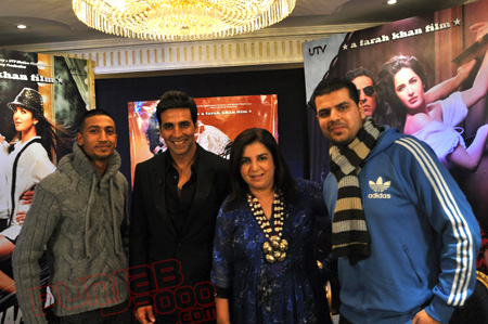 Interview with the Stars and Director of Tees Maar Khan