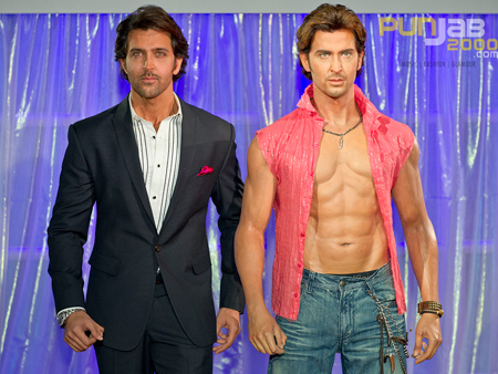BOLLYWOOD 'BODY' HONOURED AT MADAME TUSSAUDS LONDON