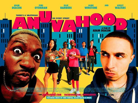 This ain't just any hood, it's Anuvahood!