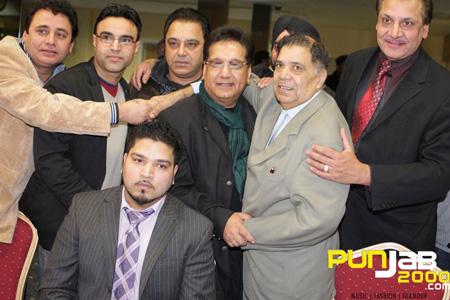 A night in honour of a legend - Dev Raj Jassal (Photographer Ricky Combo)