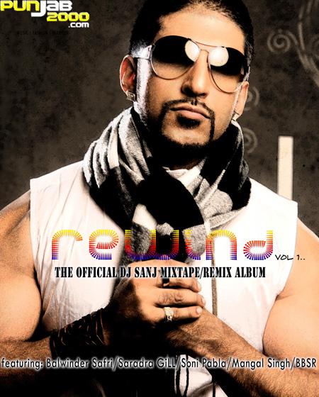 DJ SANJ!!!! Rewind vol 1