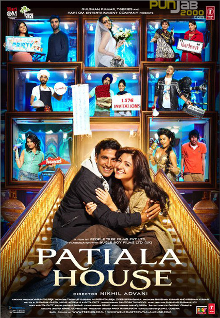 Live Chat with Patiala House Stars!