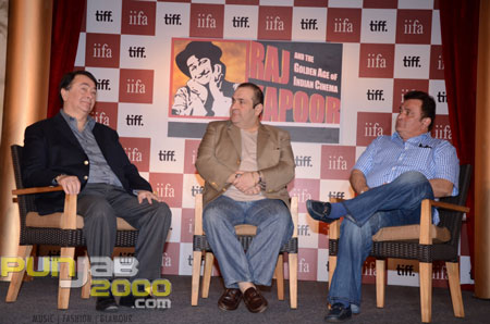 The 3 Kapoor brothers address the media convergance