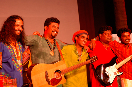 An interview with Raghu Dixit