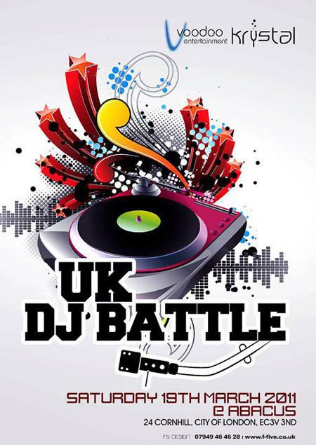 Pictures from Voodo Entertainments present UK DJ Battle
