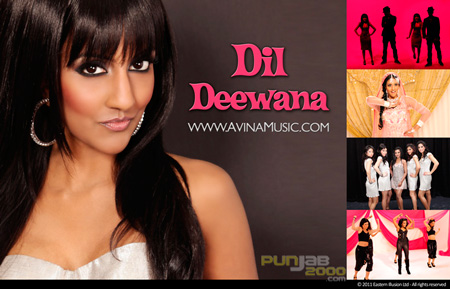 'Dil Deewana' by Avina Shah - Full Music Video Out Now