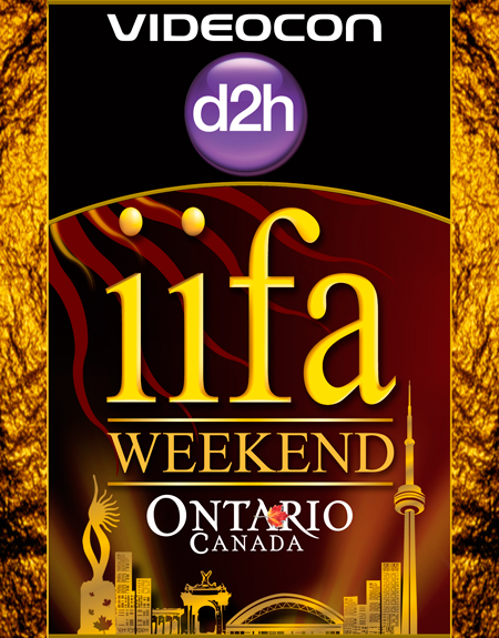 Star-Studded IIFA Opening Weekend:   Glitz, Glamour and Hysteria greet IIFA in Toronto