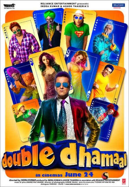Reliance Pictures' 'Double Dhamaal' enters UK Box Office Top 10 following staggering Opening Weekend