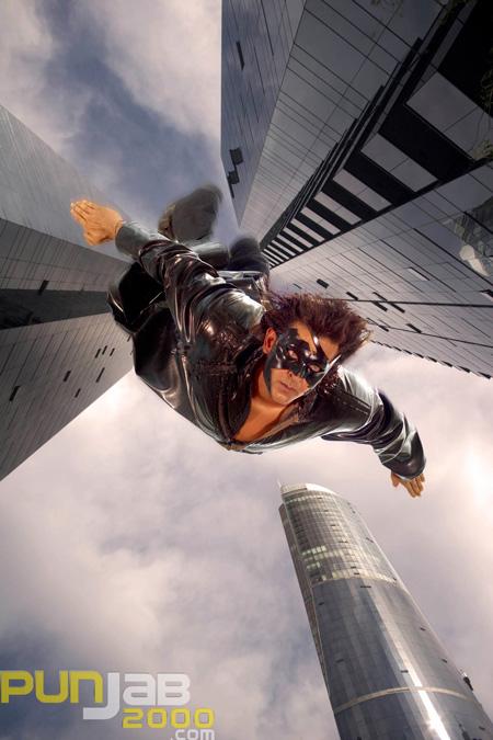 Hrithik Roshan's Krrish Superhero To Become Cartoon Character