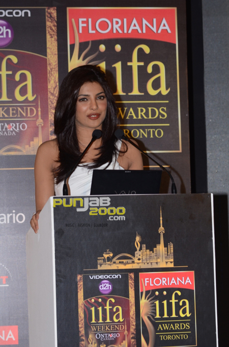 IIFA INTENSIFIES ITS SUPPORT FOR THE ENVIRONMENT & TIES UP WITH UNEP FOR WORLD ENVIRONMENT DAY Priya