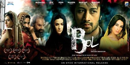 Shoaib Mansoor's - 'Bol' set for an Eid Release