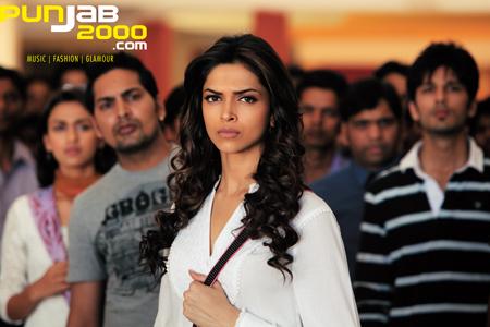 An interview with Deepika Padukone on 'Aarakshan'