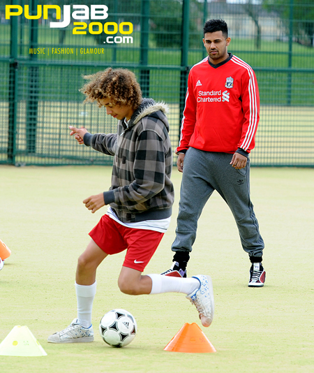 Music artist Jaz Dhami has signed up with Liverpool to support the club's Equality 4 All Summer Camps which aim to integrate diverse communities across Merseyside through football.