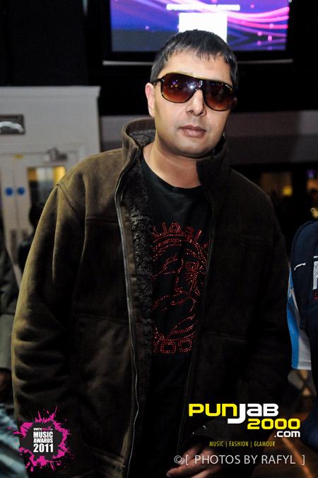 Panjabi MC @ The Brit Asia TV Awards 2011 Nominations