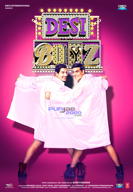 Akshay Kumar Brings The 'Fittest Body' To London, In 'Desi Boyz'.