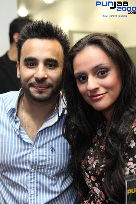 Ameet Chana & Kieran Tamber