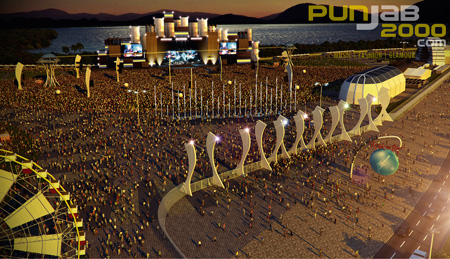 Pictures from Rock In Rio 23-25th September