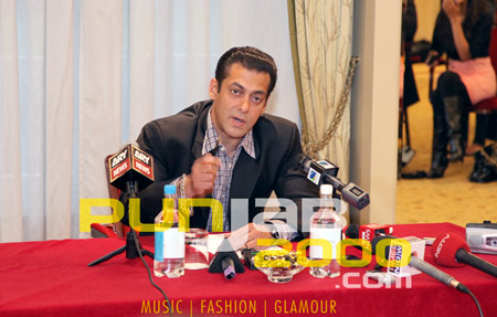 An Evening With Salman Khan