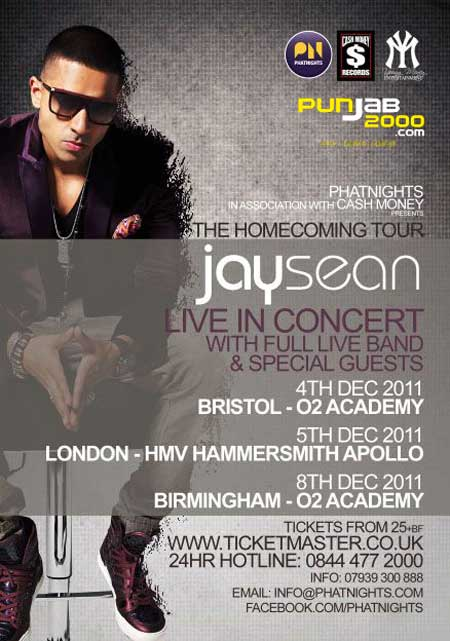 MY Jay Sean Concert Review
