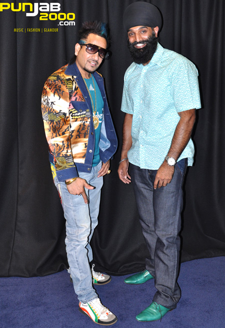 The Exclusive Interview With Jazzy B