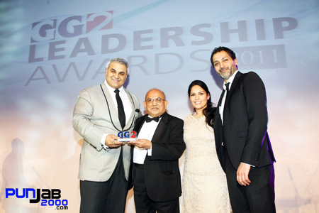 Dr Diwan Rahul Nanda, Global Chairman of TOPSGRUP Security, Wins 2 UK Business Accolades in 3 Days