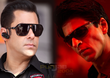 Salman Khan & Shah Rukh Khan partied together?!?
