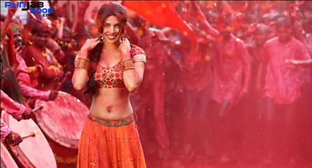 Priyanka Chopra as Kaali in  Agneepath