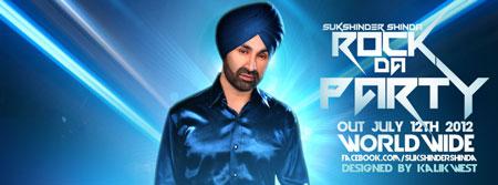 Rock Da Party - Sukshinder Shinda