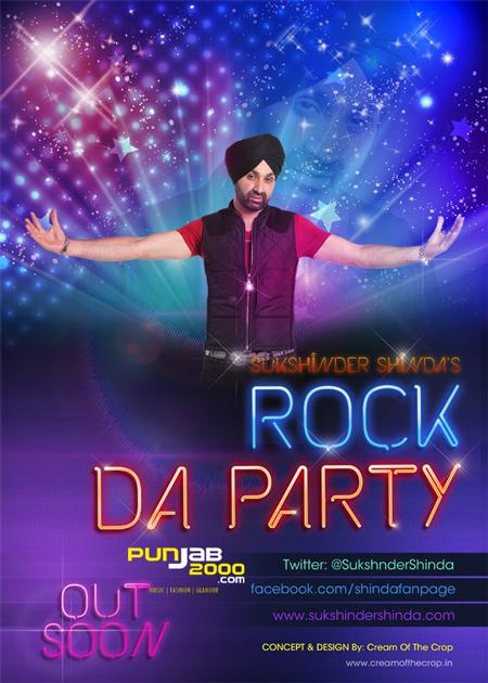 Sukshinder Shinda - Rock Da Party