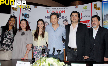 Eastern Delight for 'London Paris New York' At Red Carpet Dubai Premiere