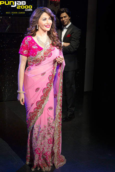BOLLYWOOD ICON HONOURED AT MADAME TUSSAUDS LONDON AS