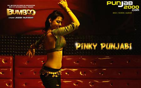 British Actress Mandy Takhar makes her Bollywood debut