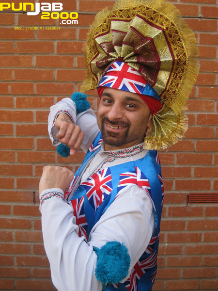 Sohan Kailey - Bhangra Made in England