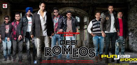 Babbu Mann in Desi Romeos