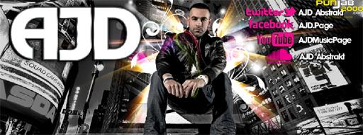 The Original Bhangra DJ, AJD