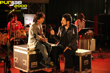 BBC Asian Network – Friction Show: Kailash Kher Live Session