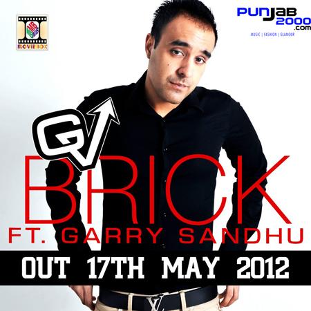 GV feat Garry Sandhu - Brick hits #1 on Itunes World Music Charts