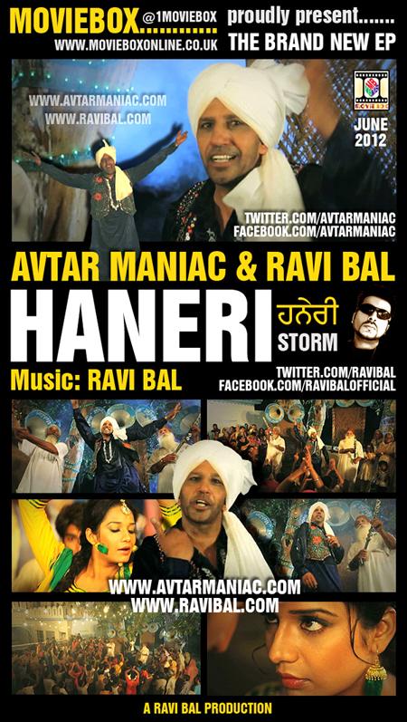 HANERI - AVTAR MANIAC & RAVI BAL