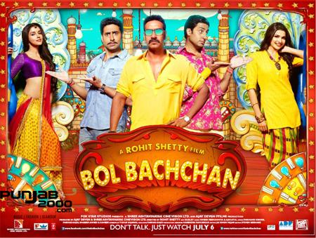 Mega Laughs On The Set Of New Blockbuster Film Bol Bachchan