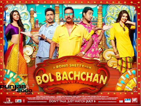 Bol Bachchan crosses the coveted 100 Crore mark!